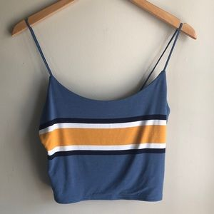 PacSun Cropped Tank Top